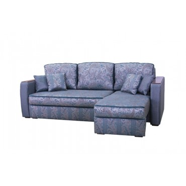 Угловой диван в стиле прованс Шанталь
