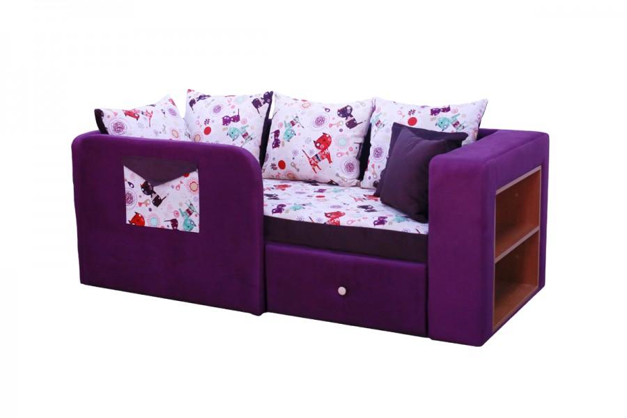 Детский диван с бортиками Финч
