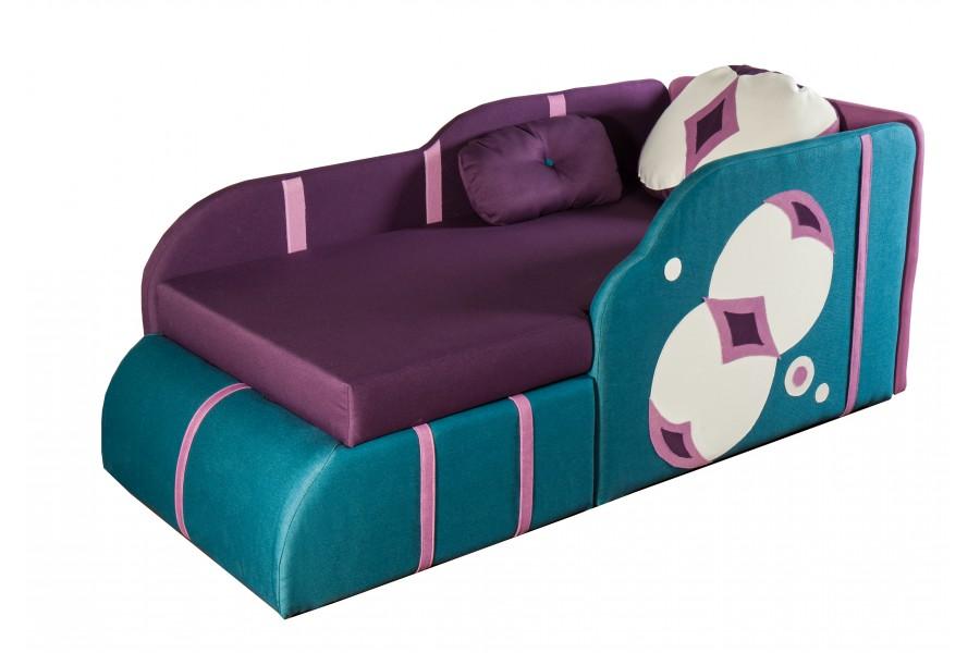 Детский диван с бортиками Фиби