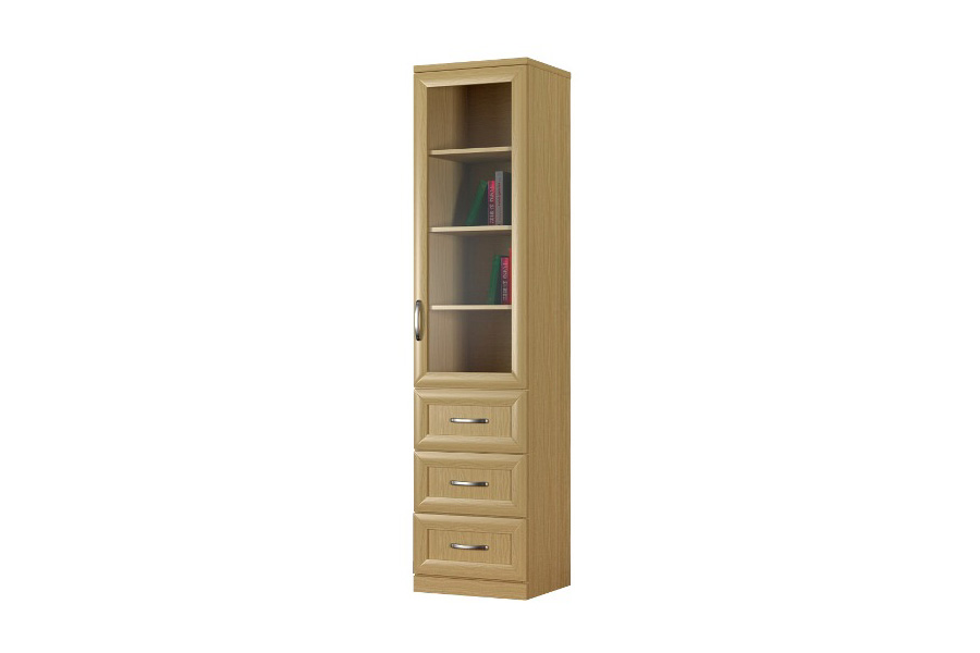 Книжный шкаф ШККН 1.5