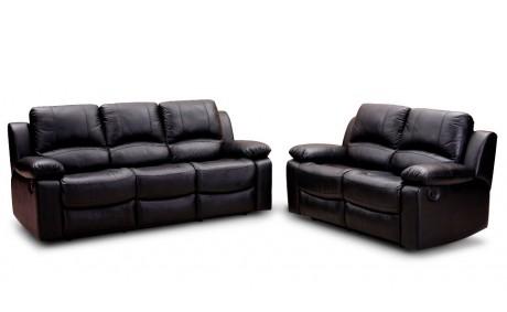 Выбираем мягкую мебель из кожи