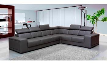 Кожаная мебель – это шикарно