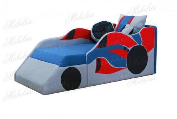 Детская кровать с бортиками Тимоти