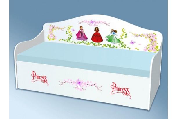 Диван - кровать принцессы