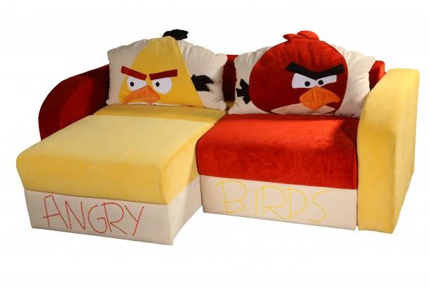 трансформер Angry Birds