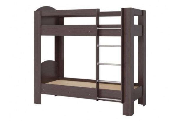 Кровать двухъярусная КД-02 венге