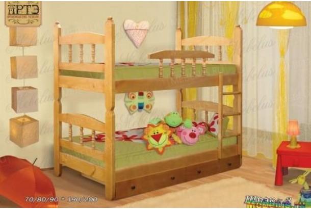 Кровать Шрек - 3