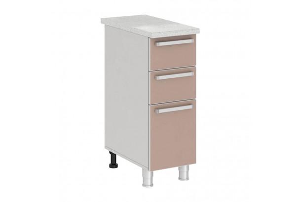 Имбирь 3Р3 Шкаф-стол с 3 ящиками 300 Имбирь