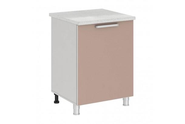 Имбирь 6Р1 Шкаф-стол рабочий 1-дверный 600 Имбирь