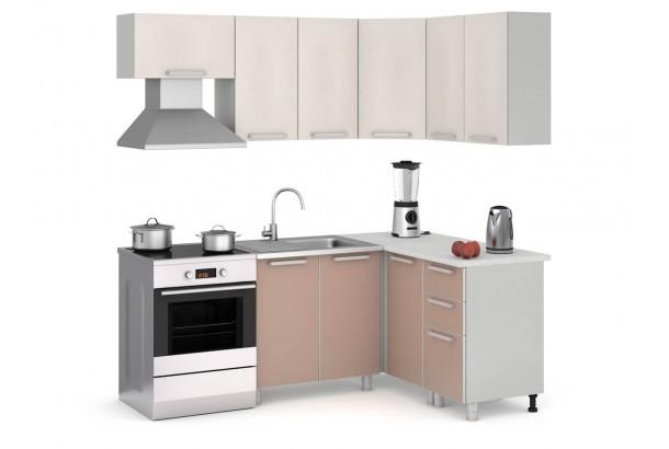 Имбирь 200-140 Набор мебели для кухни угловой Имбирь