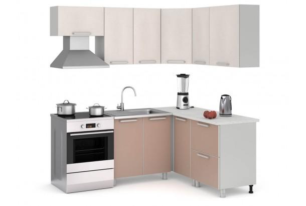 Имбирь 200-160 Набор мебели для кухни угловой Имбирь
