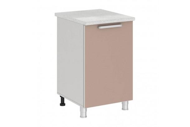 Имбирь 5Р1 Шкаф-стол рабочий 1-дверный 500 Имбирь