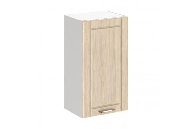 Кантри 4В1 Шкаф настенный 1-дверный 400 Светлое Дерево