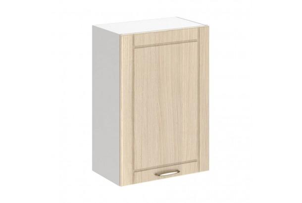 Кантри 5В1 Шкаф настенный 1-дверный 500 Светлое Дерево