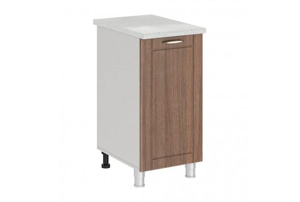 Кантри 4Р1 Шкаф-стол рабочий 1-дверный 400 Темное Дерево