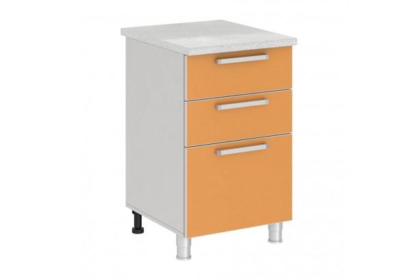 Карри 5Р3 Шкаф-стол с 3 ящиками 500 Карри