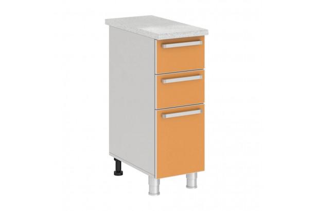 Карри 3Р3 Шкаф-стол с 3 ящиками 300 Карри