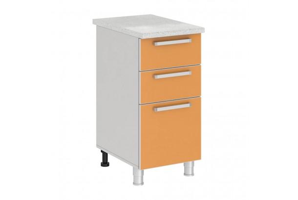 Карри 4Р3 Шкаф-стол с 3 ящиками 400 Карри