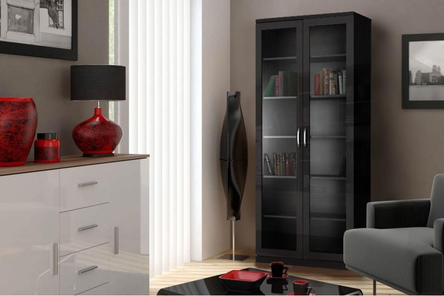 Книжный шкаф Моне 2.1