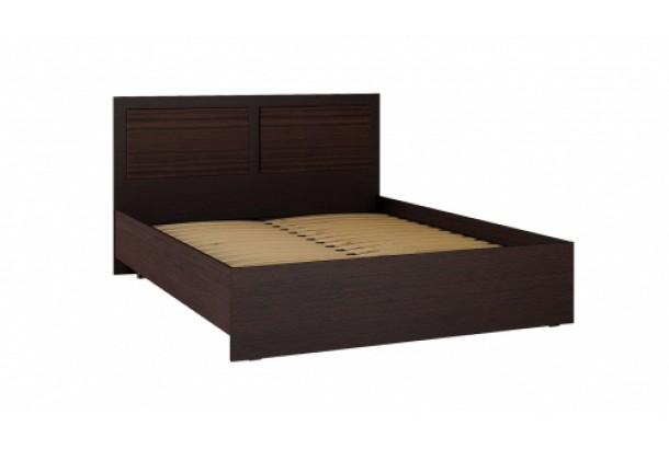 АМ-13 Кровать двуспальная Орех