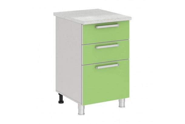 Мелисса 5Р3 Шкаф-стол с 3 ящиками 500 Мелисса