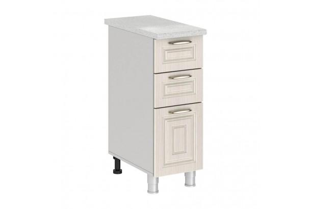 Прованс 3Р3 Шкаф-стол с 3 ящиками 300 Дуб Прованс