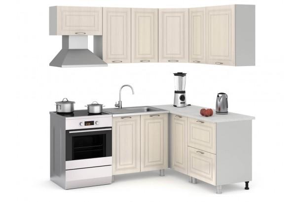 Прованс 200-160 Набор мебели для кухни угловой Дуб Прованс