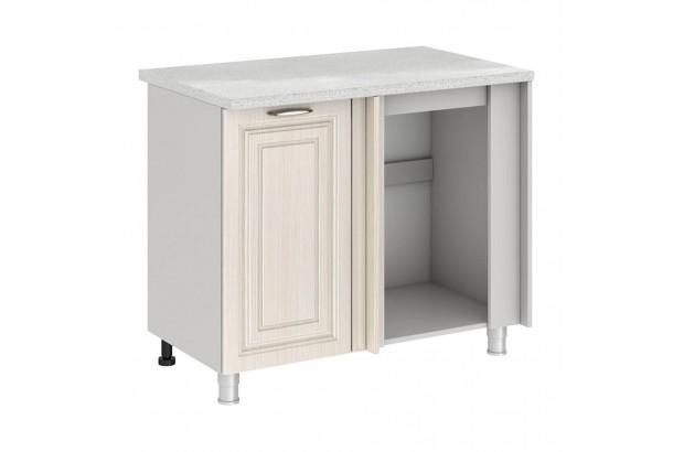 Прованс 10УР2 Шкаф-стол угловой 1000 Дуб Прованс