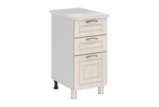 Прованс 4Р3 Шкаф-стол с 3 ящиками 400 Дуб Прованс