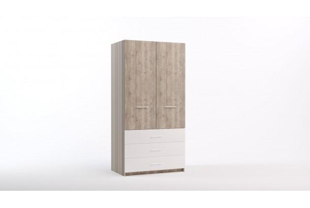 Шкаф распашной 2-х створчатый Лорд-22