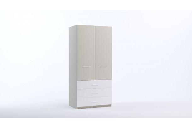 Шкаф распашной 2-х створчатый Лорд-21