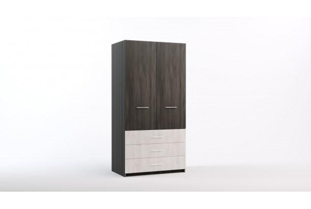 Шкаф распашной 2-х створчатый Лорд-24